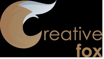 Creative Fox by Anastasia Stienemann Logo